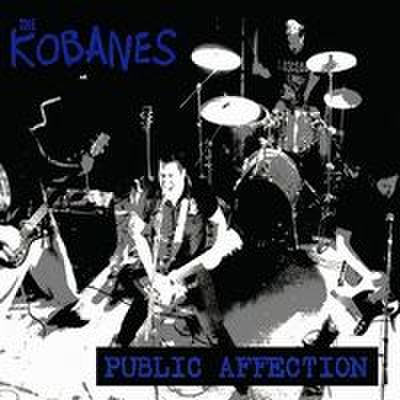 fix-22 : The Kobanes - Public Affection (CD)