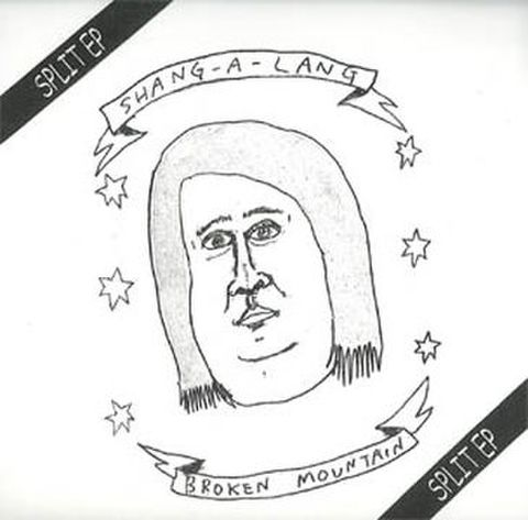 "snuff-116 : Shan-A-Lang & Broken Mountain - Split  (7"")"