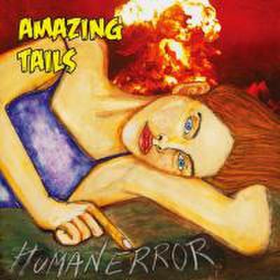 "Amazing Tails - Human Error EP (7"")"