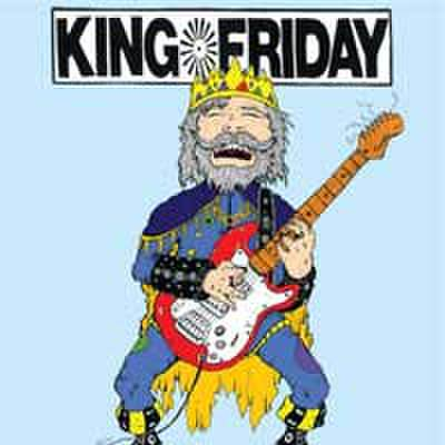 "King Friday - King Friday (7"")"
