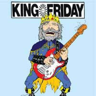"""King Friday - King Friday (7"""")"""