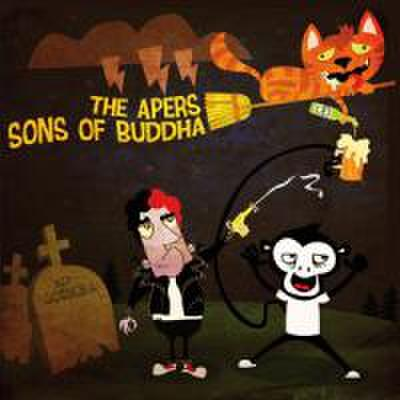 The Apers & Sons Of Buddha - Split (CD)