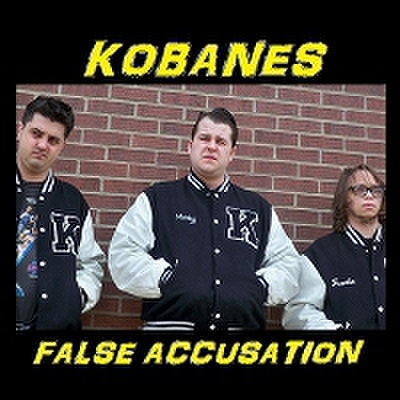 fix-35 : Kobanes - False Accusation (CD)
