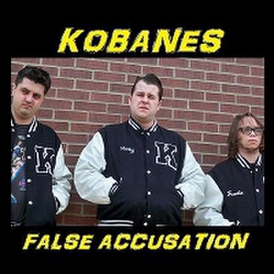 fix-35 : Kobanes - False Accusation (CD)