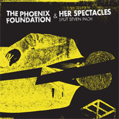 "Phoenix Foundation & Her Spectacles - Split (7"")"