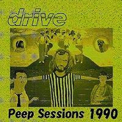 fix-04 : Drive - Peep Sessions (CD-R)