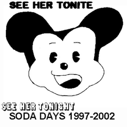 See Her Tonite - Soda Days '97-'02 (CD)