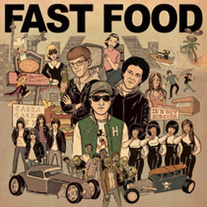 Fast Food - Party Of Three (CD)