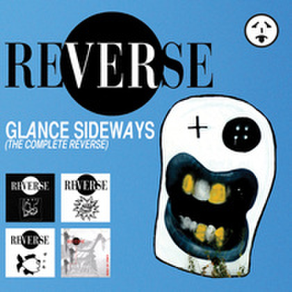 Reverse - Glance Sideways (CD)
