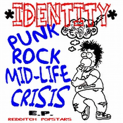 fix-06 : Identity - Punk Rock Mid Life Crisis (CD)