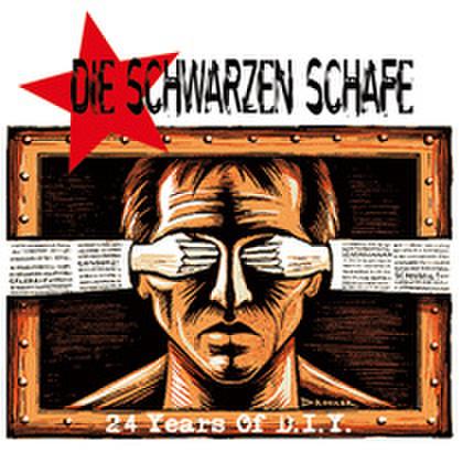 Die Schwarzen Schafe - 24 Years Of D.I.Y (CD)