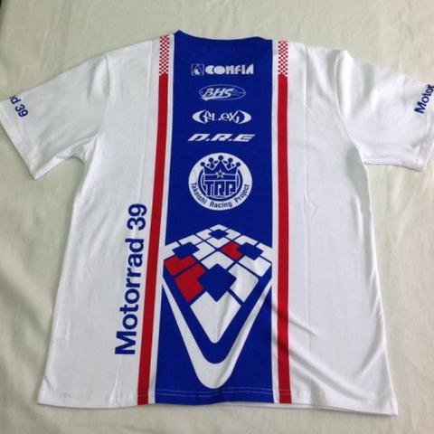 Motorrad39 Tシャツ ブルー M
