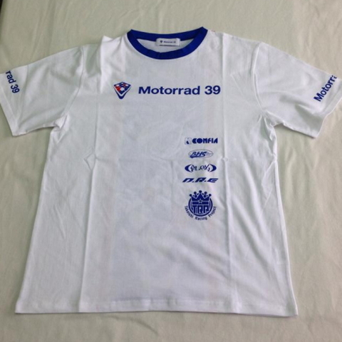 Motorrad39 レアTシャツ ブルー L