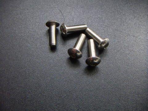 SUS 5×15 ボタンボルト 5本セット