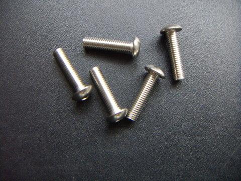 SUS 5×20 ボタンボルト 5本セット
