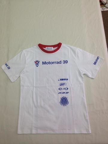 Motorrad39 Tシャツ レッド L