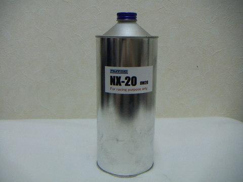 NUTEC 4T NX-20 エンジンオイル 0W20