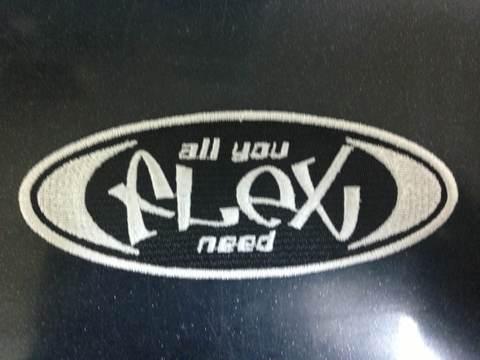 Flex ワッペン