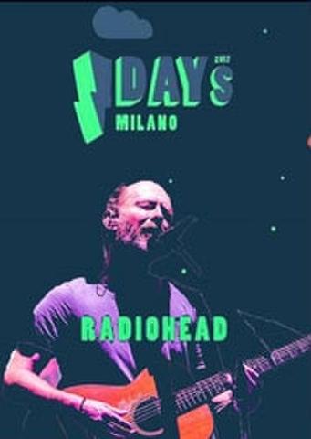 RADIOHEAD/(DVD-R)I-DAYS FESTIVAL 2017[21911]