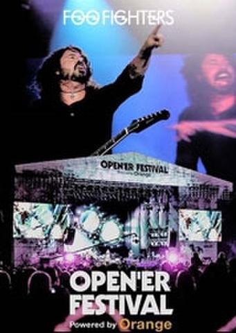 FOO FIGHTERS/(DVD-R)OPEN'ER FESTIVAL 2017[21912]