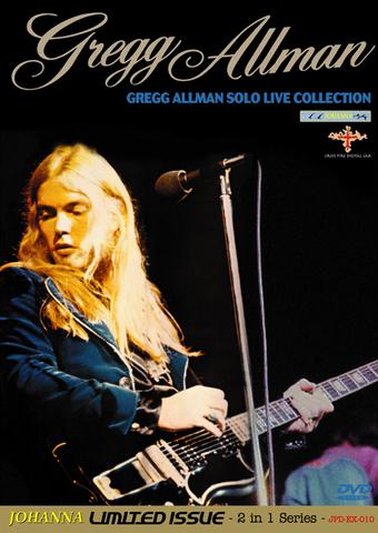 GREGG ALLMAN/(2DVD-R)JAPAN 1977 / BULLET FLY TOUR 1988[21898]