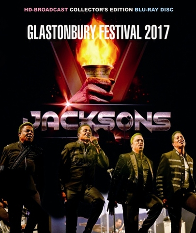 JACKSONS/(BD-R)GLASTONBURY FESTIVAL 2017[21909]