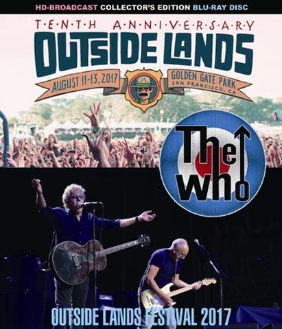 WHO/(BD-R)OUTSIDE LANDS FESTIVAL 2017[21937]