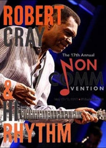 ROBERT CRAY/(DVD-R)NON-COMM 2017[21887]