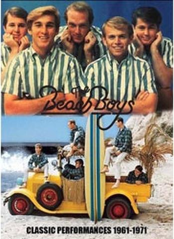 BEACH BOYS/(DVD-R)CLASSIC PERFORMANCES 1961-1971[21883]