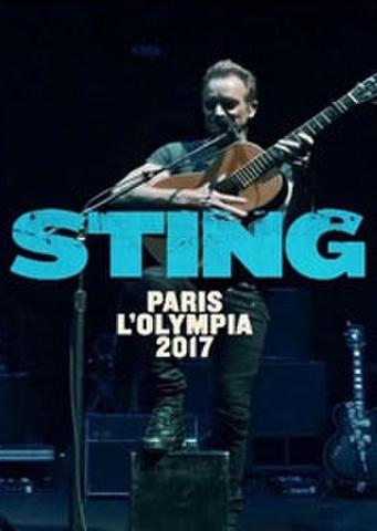 STING/(DVD-R)PARIS L'OLYMPIA 2017[21930]