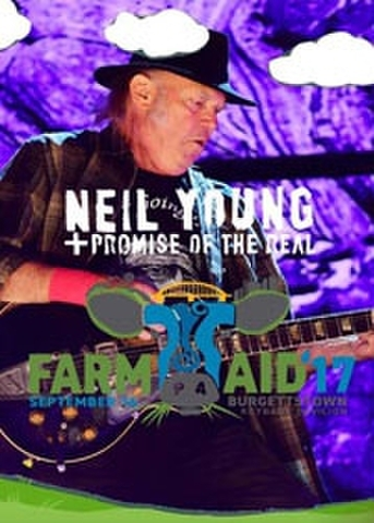 NEIL YOUNG+PROMISE OF THE REAL/(DVD-R)FARM AID 2017[21963]