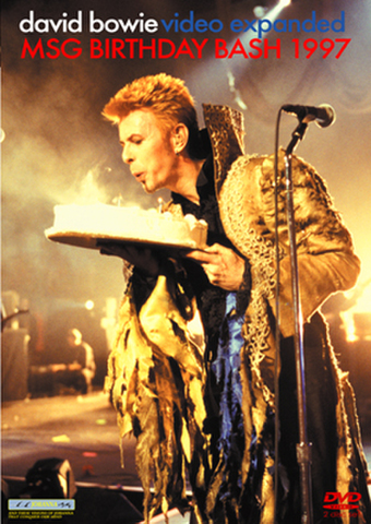 DAVID BOWIE/(2DVD-R)MSG BIRTHDAY BASH 1997 VIDEO EXPANDED[21893]
