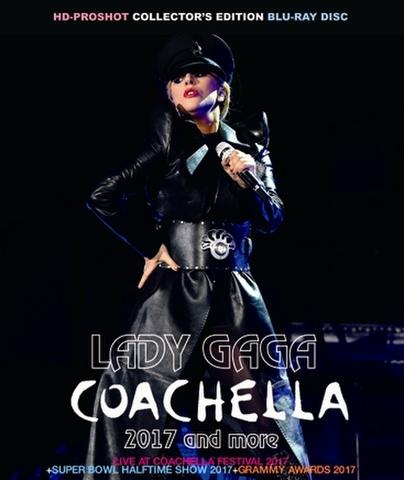 LADY GAGA/(BD-R)COACHELLA 2017 AND MORE[21857]