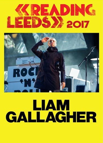 LIAM GALLAGHER/(DVD-R)READING LEEDS 2017[21961]