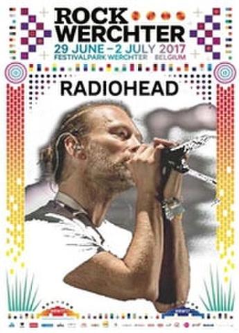 RADIOHEAD/(2DVD-R)ROCK WERCHTER 2017[21910]