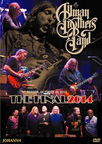 ALLMAN BROTHERS BAND/(2DVD-R)THE FINAL 2014