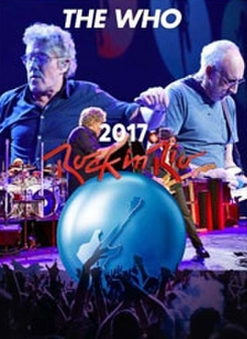 WHO/(DVD-R)ROCK IN RIO 2017[21972]
