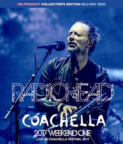 RADIOHEAD/(BD-R)COACHELLA 2017 WEEKEND ONE[21858]