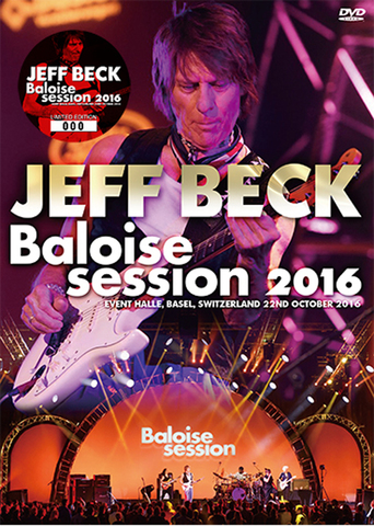 JEFF BECK/(DVD)BALOISE SESSION 2016[21954]