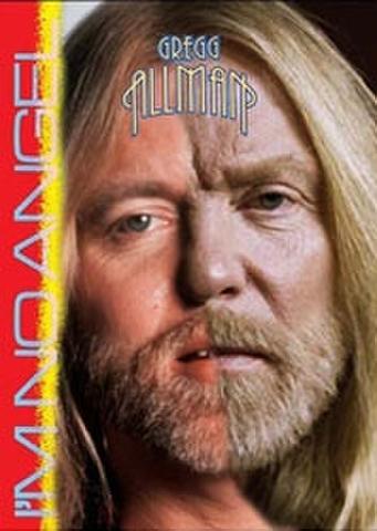 GREGG ALLMAN/(DVD-R)I'M NO ANGELE[21888]