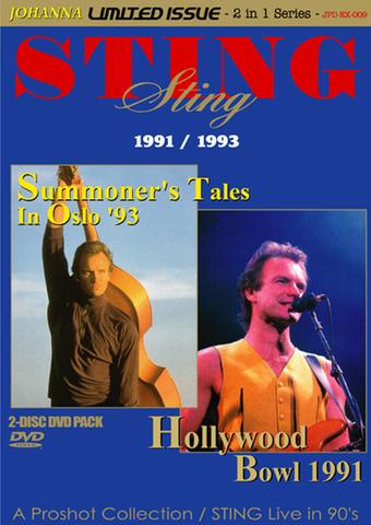 STING/(2DVD-R)1991/1993[21886]