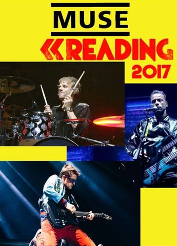 MUSE/(DVD-R)READING FESTIVAL 2017[21960]
