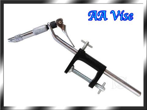 フライタイイング バイス AA VISE シルバー クランプ式