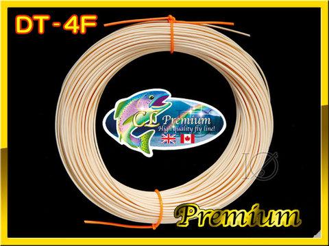 フライライン DT-4F スーパーフロート CL Premium