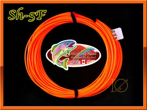 【イオ】シューティングヘッド SH-5F orange CLシリーズ