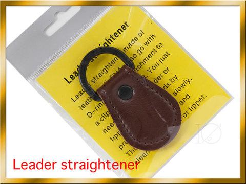 リーダー ストレーナー Leader straightener ストレーテナー フライリーダーの癖を取ります。