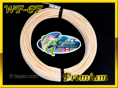 フライライン WF-6F スーパーフロート CL Premium