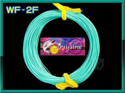【イオ】フライライン WF-2F Teal Blue フローティング