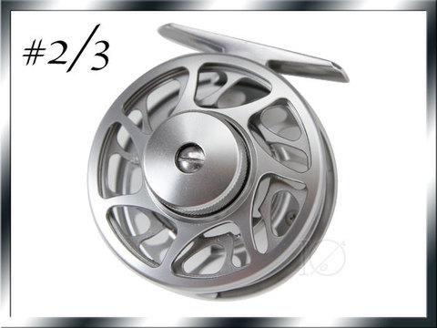 フライリール #2/3 マシンカット強力ディスクドラグ