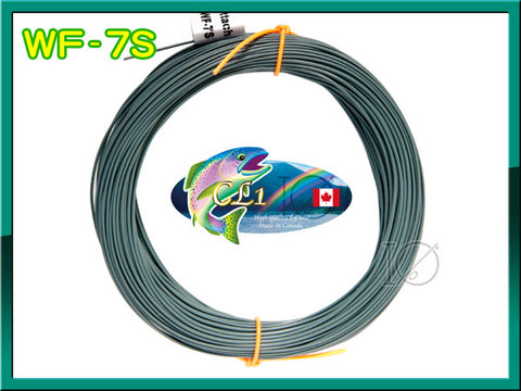 【イオ】フライライン WF-7S Dark Green fast sink CL